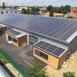 Notre 3e bâtiment écologique enfin terminé !